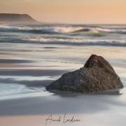 Presqu'ile du Cap: Coucher de soleil sur l'Océan Atlantique