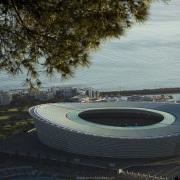 Stade de la coupe du monde