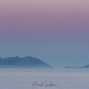 Fin de journée sur la presqu'ile du Cap