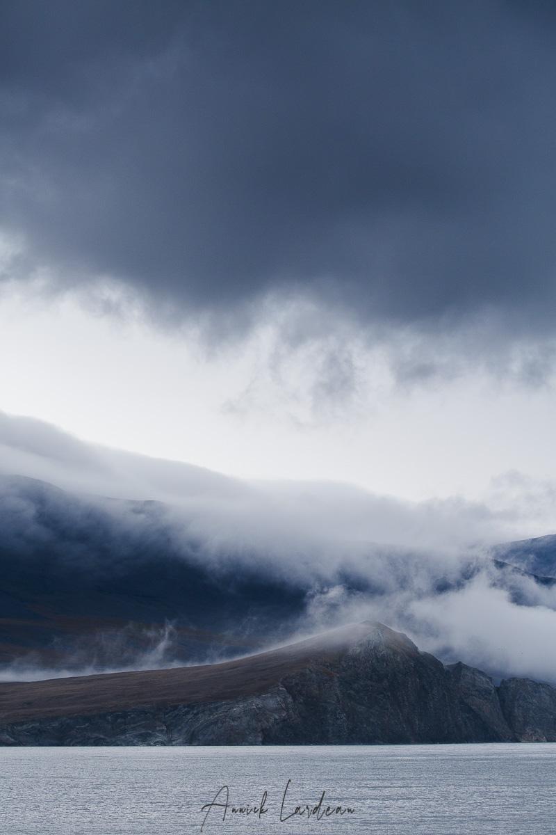 paysage, ile de Wrangel
