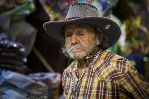 Portrait de ticos