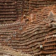 grotte de Kaw Gun: stèles votives