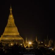 Yangon: Pagode de Shwedagon