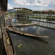 Lac Inle: Tissage