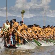 Lac Inle: Festival