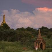 Bagan: Pagodes