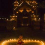 Bagan: Fête des lumières