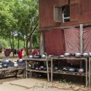 Monastère: Vaisselle et lessive