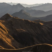 Alpes depuis le Chablais