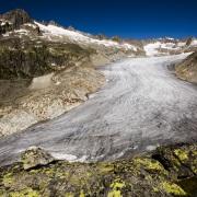 Glacier du Rhône, Furka