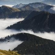 Stratus sur la vallée du Rhone