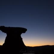 Cederberg: Champignons de pierre