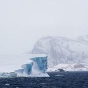 Iceberg - Péninsule antartctique