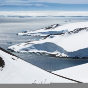 Paysage, pénisule antarctique