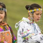 Enfants Tchoukthes, Lavrentia - Tchoukotka