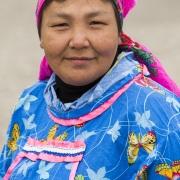 Femme Tchoukthe, Lavrentia - Tchoukotka