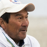 Homme Tchoukthe, Lavrentia - Tchoukotka