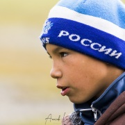 Enfant Tchouktche, Gilmimil - Tchoukotka