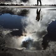 """Geyser """"El Tatio""""- Atacama"""