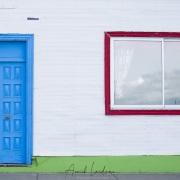 Punta Arenas la colorée