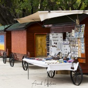 Punta Arenas: boutiques ambulantes