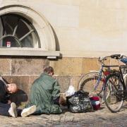Scène de rue, Copenhague
