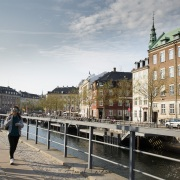 Le long des canaux, Copenhague