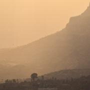 Lever de soleil, Debre Libanos