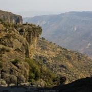 Paysage de montagne, Debre Libanos