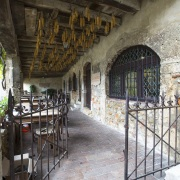Cité médiévale de Pérouges: Maison Jean Escoffier