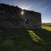 Aubrac: Ruines