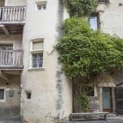 Cité médiévale de Crémieu: Maison Patrat, XVIème siècle et maison urbaine