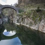 Pont du diable, Thueyts