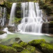 Franche Comté:  Cascade de Verneau