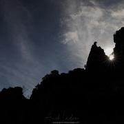 Falaises en Ardèche