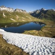 Lac Verney, col du Petit Saint-Bernard