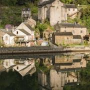 Village de Lincou dans le Tarn