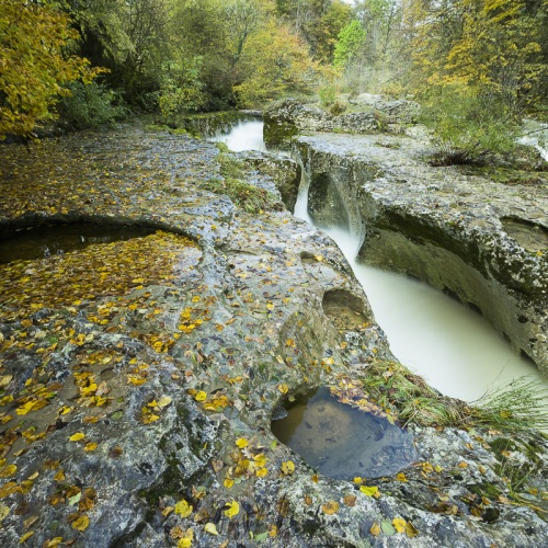 Canyon du Thurignin