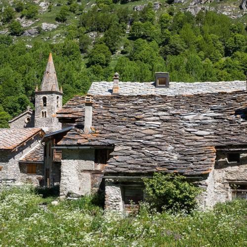 Hameau de l'Ecot, Savoie