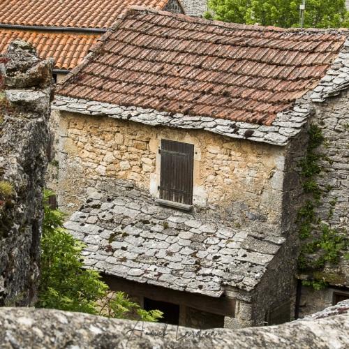 Aveyron:  La Couvertoirade