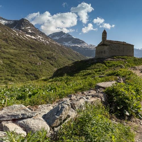 Chapelle Sainte-Marguerite, hameau de l'Ecot, Savoie