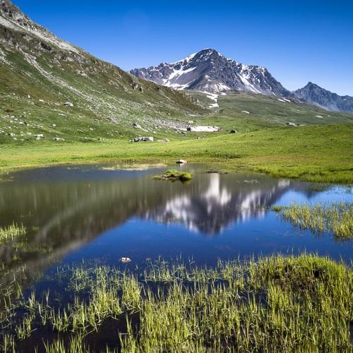 plan d'eau d'altitude, Savoie
