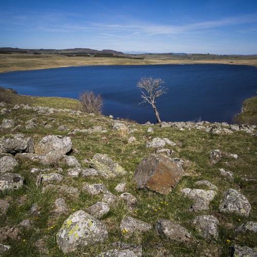 Aubrac: Lac de Saint-Andéol
