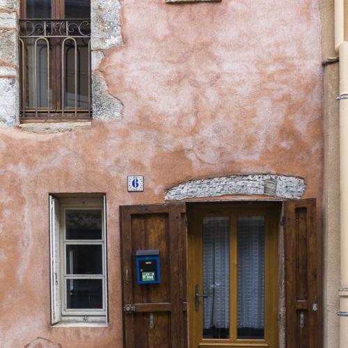 Cité médiévale de Crémieu: Maison urbaine