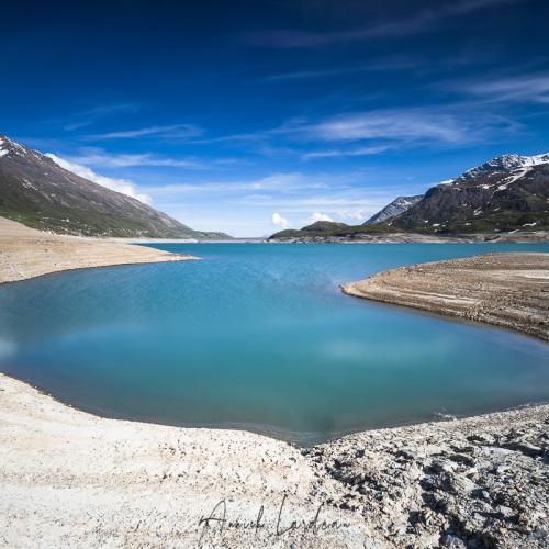 Lac du Mont-Cenis, Savoie