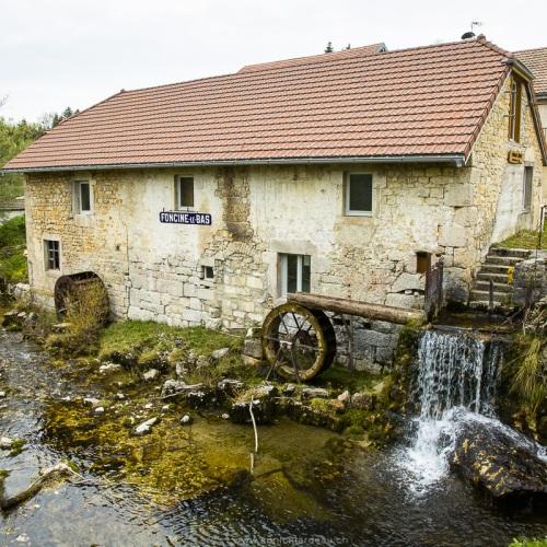 Moulin-à-eau