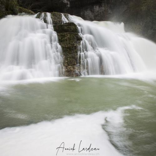 Franche Comté: Source du Lison