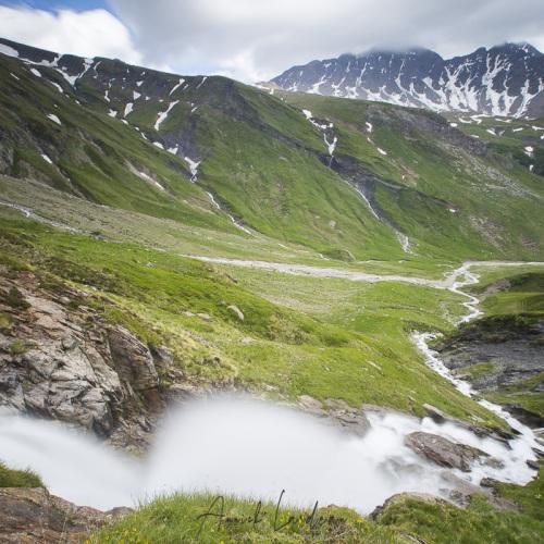 Cascade, Vallée des glaciers,