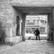 Scène de rue, Thessalonique
