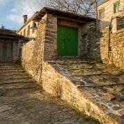 Constructions en pierre, typiques des Zagoria